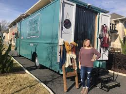 100 Mobile Fashion Truck Boutique Takes Latest Fashion Trends To Customers Retail