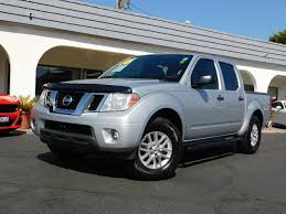 100 Used Nissan Frontier Trucks For Sale 2016 2WD Crew Cab SWB Automatic SV At