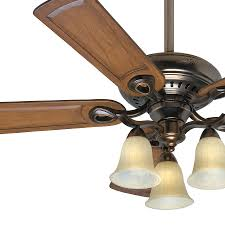 Hunter Fairhaven Ceiling Fan 53032 by Ceiling Fans With Lights Hunter 52 Inch Bronze Patina Finish Fan