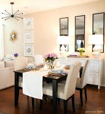 Dining Area Ideas Of Contemporary Room Apartment Best Small Table On Kitchen Living Paint Color