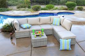 All Weather UV Protection Outdoor Patio 7 Piece Wicker Rattan ... Orange Outdoor Wicker Chairs With Cushions Stock Photo Picture And Casun Garden 7piece Fniture Sectional Sofa Set Wicker Fniture Canada Patio Ideas Deep Seating Covers Exterior Palm Springs 5 Pc Patio W Hampton Bay Woodbury Ding Chair With Chili 50 Tips Ideas For Choosing Photos Replacement Cushion Tortuga Lexington Club Amazoncom Patiorama Porch 3 Piece Pe Brown Colourful Slipcovers For Tyres2c Cosco Malmo 4piece Resin Cversation Home Design
