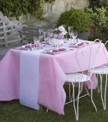 nappes de table dragée d amour