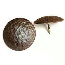 CLAVOS Rustic Distressed Decorative Nails 3 4 Dia Antique