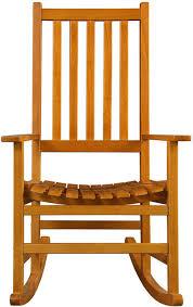 Elm Place Light Oak Rocking Chair