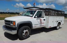 2000 Chevrolet 3500 HD Service Truck | Item J3815 | SOLD! Ju...