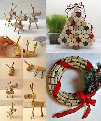 decoration a faire soi meme décoration de noël à faire soi même idées faciles pas chères et