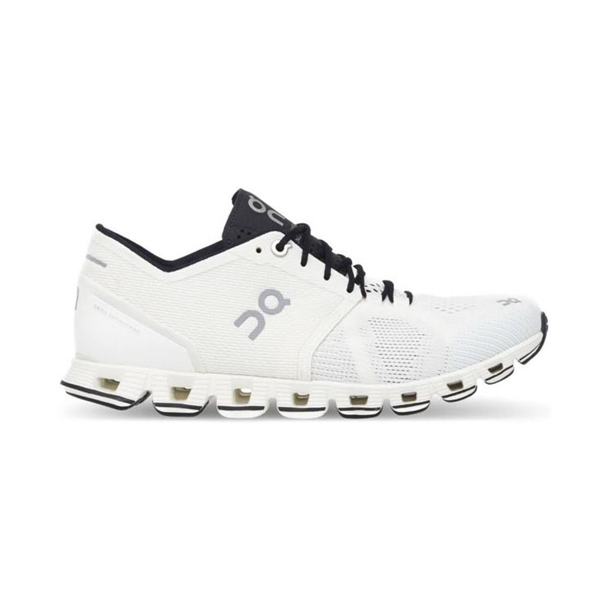 on Women's Cloud x Running Shoes White / Black 7
