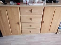 wohnzimmer sideboard buche massivholz