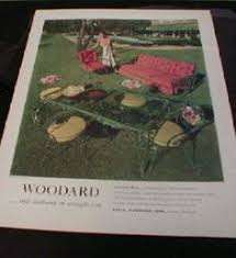 Vintage Woodard Patio Chairs by Homecrest Mid Century Patio Side Table Sold On Ebay For 86 00 27