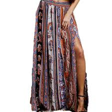 compare prices on long cotton skirts summer online shopping buy