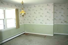 Painting Ideas For Kitchen With Chair Rail Dining Room Molding The