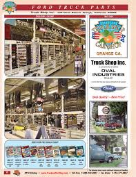 100 Chevy Truck Parts Catalog Free Ford Truck Web Cat By Car Shop Issuu