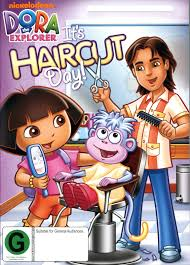 Dora The Explorer Kitchen Set India by Dora The Explorer It U0027s Haircut Day Dvd On Sale Now At