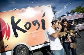 100 Koji Truck Editorial Stock Photo Of Kogi BBQ Food Los Angeles USA