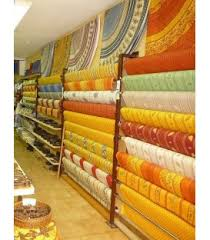 toile coton impermeable au metre nappe enduite provençale tissu provençal en coton nappes anti