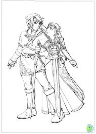 Medium Size Of Coloring Pagezelda Page Zelda The Legend Coloringpage