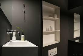 farbfreude gäste bad ganz in schwarz i kolorat