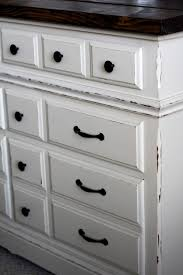 Dresser Knobs Home Depot by The Semi Frugal Life Diy Dresser With Rustic Wooden Top