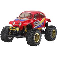 Midnight Pumpkin Rc by Tamiya Monster Beetle Brushed 1 10 Rc Model Car Electric Monster