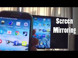 Screen Mirroring Setup Samsung Galaxy S4 Android 4 4 2 to Sony