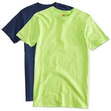 custom hanes nano t design short sleeve t shirts online at