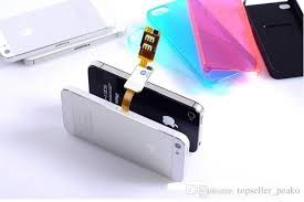Sim Card For Iphone5 Iphone5s Change Your Iphone5 5s Single Sim