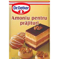 dr oetker ammonium for cakes