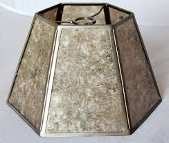 Uno Fitter Replacement Lamp Shade by Hexagon Mica Uno Lamp Shade Lamp Shade Pro