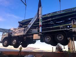100 Concrete Pumper Truck Blog BrundageBone Pumping