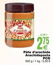 pate d arachide pcd cora promotion pâte d arachide arachidepasta pcd p c d