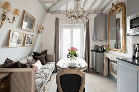Decorate Like The French Tiny Living Room Paris Apartment