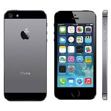 5S Upgrade Kit for iPhone 5 Space Grey