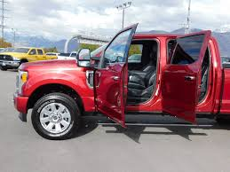 2018 Used Ford Super Duty F-350 PLATINUM At Watts Automotive Serving ... 2017 Ford F250 Super Duty Overview Cargurus 2018 Vs Denver Co In Lewes Go Further Available With A Massive 48gallon 1996 F Super Duty Flatbed Truck For Sale Portland Or 18455 2006 Used F550 Enclosed Utility Service Esu 2019 Century Dealers Maryland Trucks For Sale Near Waunakee Sd Ultimate Audio 2014 Platinum On 24x14 Fords New Pickup Truck Raises The Bar Business Srw Premier Trucks Vehicles
