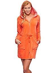 robe de chambre avec fermeture eclair amazon fr peignoir femme vêtements
