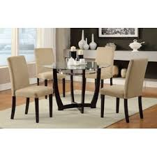 glass kitchen dining room sets you ll love wayfair
