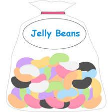 Bag Of Jelly Beans Clip Art