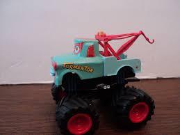 DISNEY PIXAR CARS Toon Tormentor Monster Truck Mater Deluxe Size ...