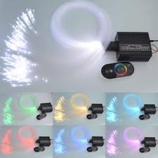 Fiber Optic Ceiling Lamp by Diy Multi Color Led Lamp Fiber Optic Lighting 150 Strand Star