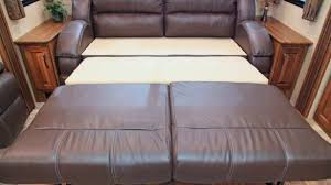 Jackknife Rv Sofa Beds Centerfieldbar by Sofa Bed Action Youtube Diy Rv Couch Storage And Pull Out Skoolie