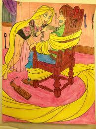I Originally Made The Rapunzel Corruption