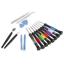 16 in 1 Repair Tool Kit Screwdrivers For iPhone 5S 5 4S 4 3S iPad
