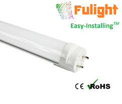 t8 led light 3ft daylight 5000k ended dimmable led