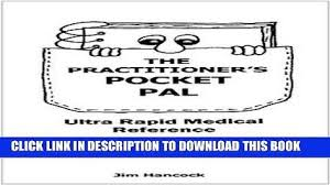 Read Now The Practitioner S Pocket Pal Ultra Rapid Medical Reference Download Online