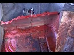 jeep cherokee floor repair youtube