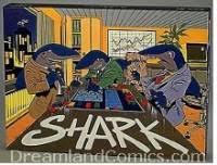 SharkTM Board Game Gaming Mayfair Games