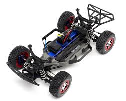100 Slash Rc Truck Traxxas 4X4 LCG Platinum Brushless 110 4WD Short Course