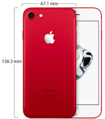 Apple iPhone 7 with FaceTime 256GB 4G LTE Red price review