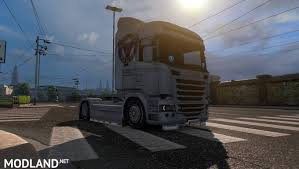 100 How To Lower A Truck Height For Scania Mod For ETS 2