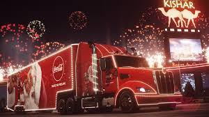 Need For Speed Payback: Coca-Cola Photo Contest - AR12Gaming Cacola Other Companies Move To Hybrid Trucks Environmental 4k Coca Cola Delivery Truck Highway Stock Video Footage Videoblocks The Holidays Are Coming As The Truck Hits Road Israels Attacks On Gaza Leading Boycotts Quartz Truck Trailer Transport Express Freight Logistic Diesel Mack Life Reefer Trailer For Ats American Simulator Mod Ertl 1997 Intertional 4900 I Painted Th Flickr In Mexico Trucks Pinterest How Make A With Dc Motor Awesome Amazing Diy Arrives At Trafford Centre Manchester Evening News Christmas Stop Smithfield Square