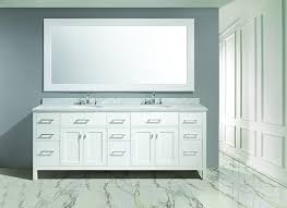 60 Inch Double Sink Vanity Without Top by Design Element Dec076 84 W London 84